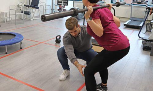 Personal training Eedenburgh